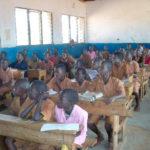 Szkoła w Kipsing