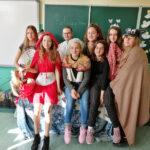 Przedstawienie Rotkäppchnen dla uczniów klas 1-3