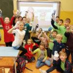 Deutsch mit Socke-lekcje z Panem Skarpetą