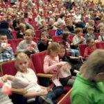 W teatrze w Schwedt na przedstawieniu niemieckojęzycznym