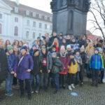 Klasy 5d i 7b w Greifswaldzie odbierają 1 i 2 nagrodę w konkursie A jak alfabet młodzieży polskiej